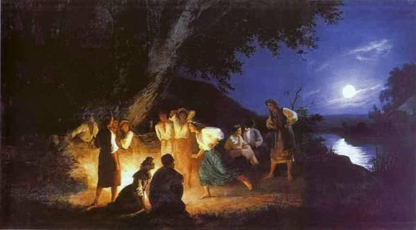Henryk Night on the Eve of Ivan Kupala